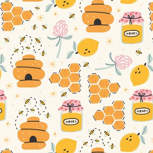 Honey Bee Pattern - Sample Kit
