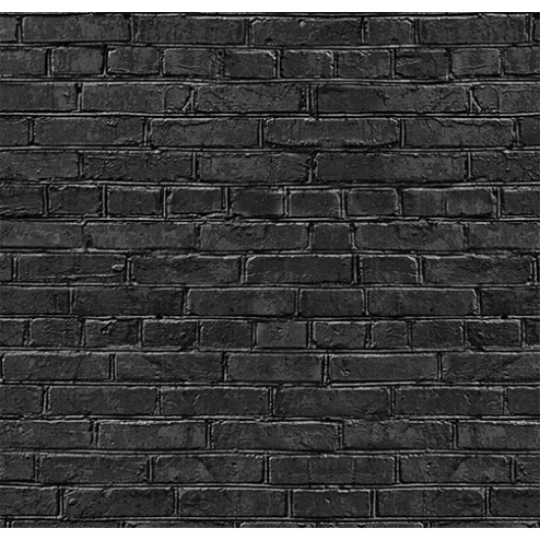 Black Rustic Brick Pattern - Sample Kit