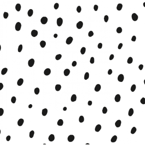 Dalmatian Spots Pattern