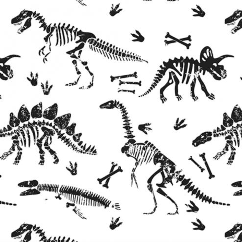 Dino Relics Pattern