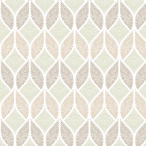 Earthy Leaf Pattern - Sample Kit