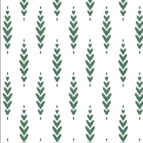 Feather Pattern - Sample Kit-Green
