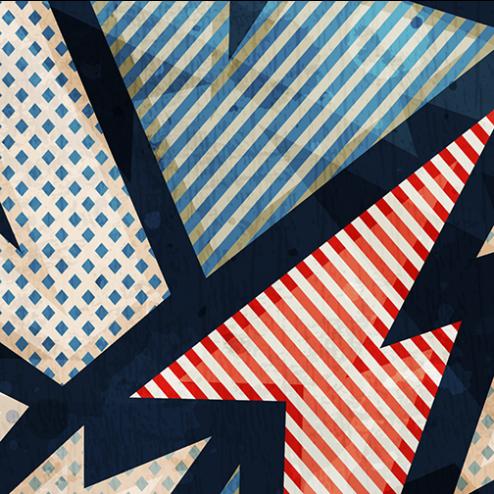 Popart Pattern - Sample Kit