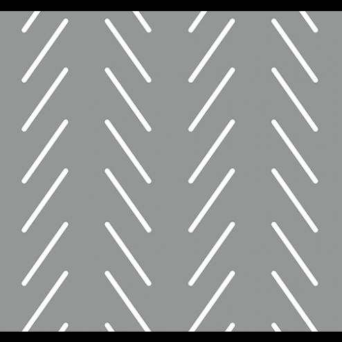 Seamless Arrows Pattern - Sample Kit-Reverse Gray