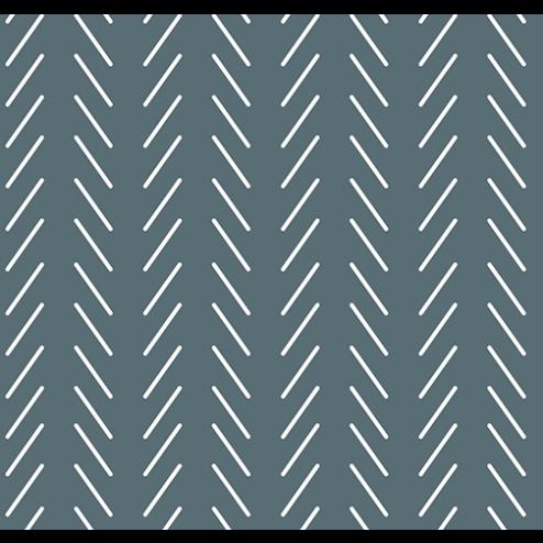 Seamless Arrows Pattern - Sample Kit-Reverse Slate Blue
