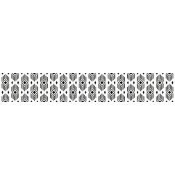 Aztec Diamonds - Stair Wrap
