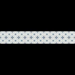 Blue Ornamental - Stair Wrap