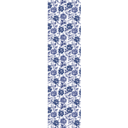 Blue Southern Rose - Furniture Wrap