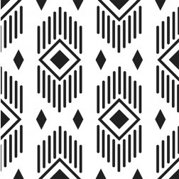 Aztec Diamonds Pattern