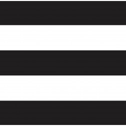 Black Horizontal Stripes Pattern