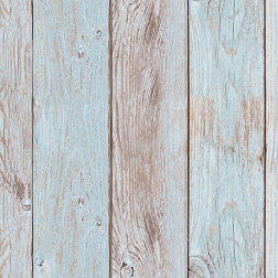 Bluewash Wood Wall Pattern