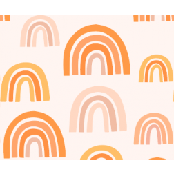 Boho Rainbow Pattern