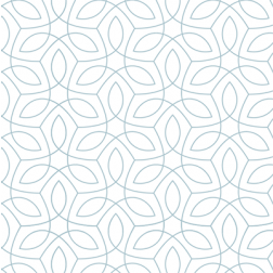 Endless Vine Pattern - Sample Kit-Blue