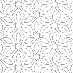 Endless Vine Pattern - Sample Kit-Gray