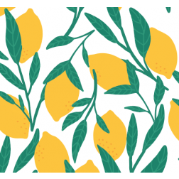 Lemons Pattern - Sample Kit