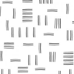 Lines Pattern - Sample Kit-B&W