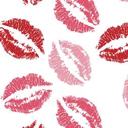Lipstick Promises Pattern