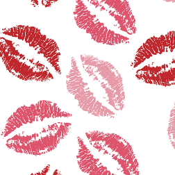Lipstick Promises Pattern - Sample Kit