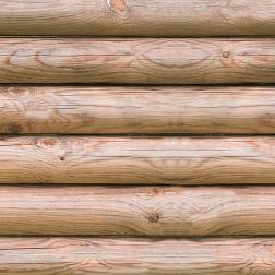 Log Cabin Pattern