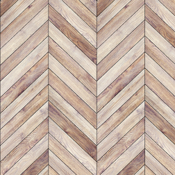 Natural Chevron Pattern - Sample Kit