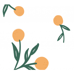 Oranges Pattern - Sample Kit