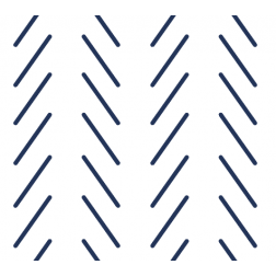 Seamless Arrows Pattern - Sample Kit-Navy