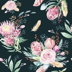 Springtime Floral Pattern