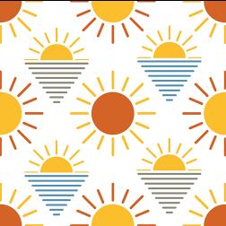 Sunshine Bliss Pattern