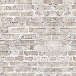 Vintage Brick - Muddy Gray Pattern