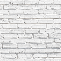 White Rustic Brick Pattern - Sample Kit