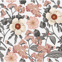 Wild Hibiscus Pattern - Sample Kit