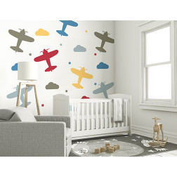Plane Decal Set