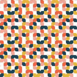 Retro Tile Pattern - Sample Kit