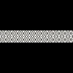 Scandi Diamond - Stair Wrap