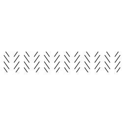 Seamless Arrows - Stair Wrap