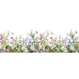 Blossoming Wildflowers