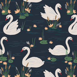 Swan Lake Pattern - Sample Kit