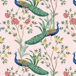 Vintage Garden Party Pattern